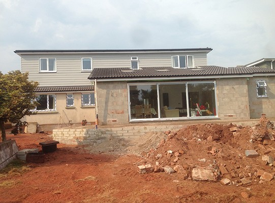 house extensions in torquay
