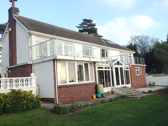Timber Frame extension Torquay | KB Construction